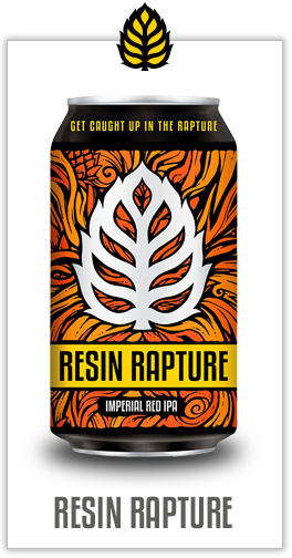 Resin Rapture Imperial Red IPA