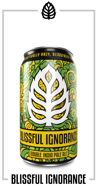 Blissful Ignorance Double IPA