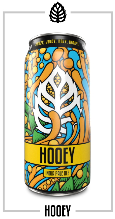 Hooey Hazy North East IPA