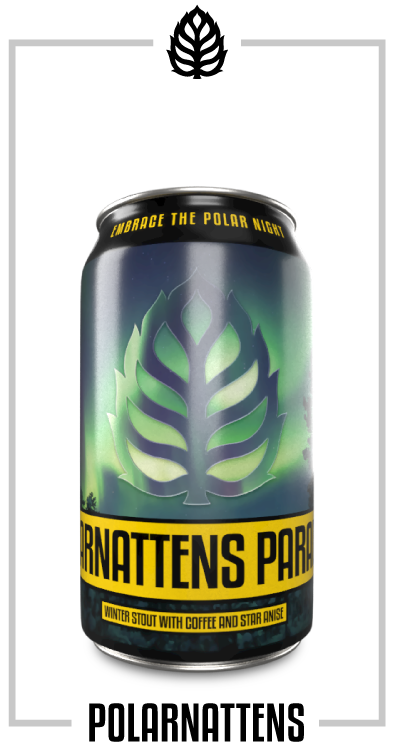 Polarnattens Paradis Star Anise Coffee Stout