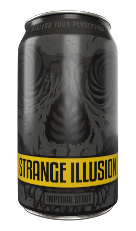 Strange Illusion - Imperial Stout