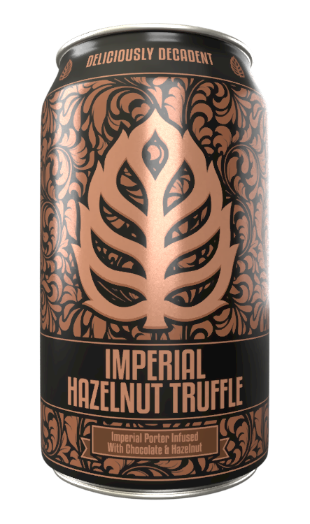 Imperial Hazelnut Truffle - Imperial Porter infused with Hazelnut