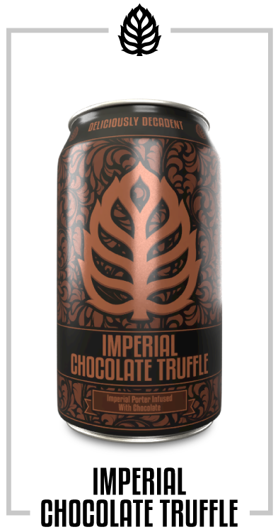 Imperial Chocolate Truffle - Imperial Porter infused with Chocolate