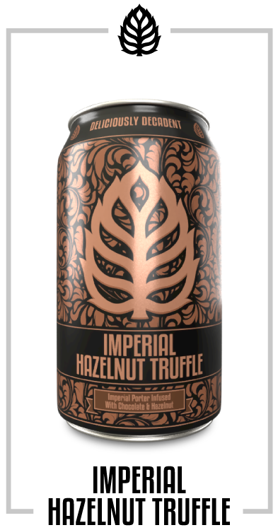 Imperial Hazelnut Truffle - Imperial Porter infused with Hazelnuts