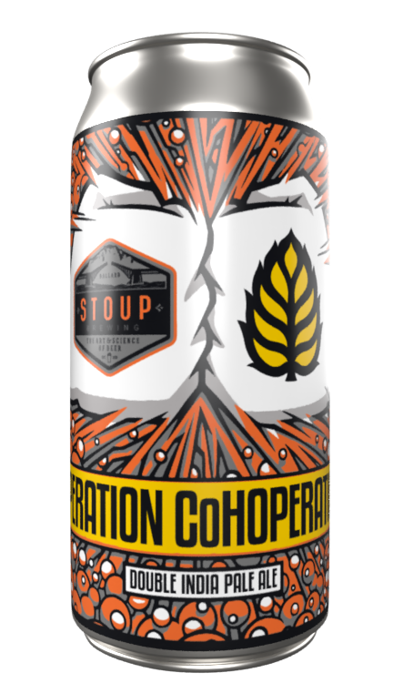Operation CoHoperation - Stoup Brewing - Double IPA