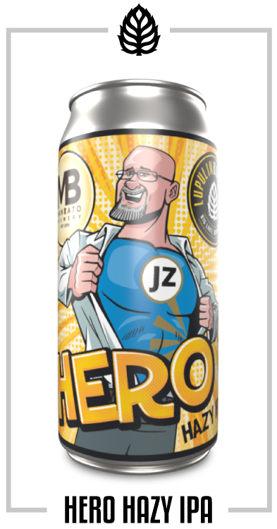 Hero Hazy IPA
