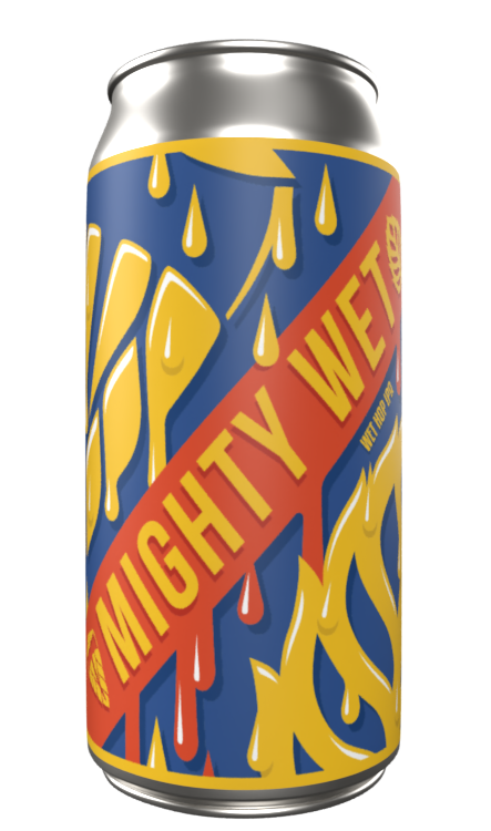 Mighty Wet Wet Hop IPA