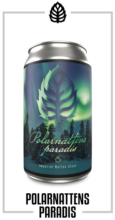 Polarnattens Paradis Imperial Coffee Stout